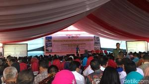 Beri Sambutan di Hari Pers, Ketua PWI Sampaikan Harapan untuk Jokowi