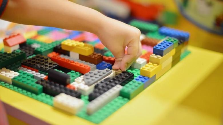 Stimulasi yang Bisa Didapat Anak Saat Bermain Blok/ Foto: Thinkstock