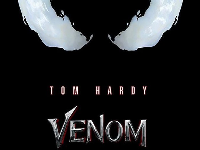 Poster film Venom. Foto: (imdb)