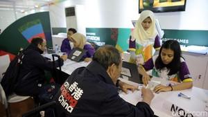 Selain Kemacetan, Kematangan Volunter Jadi PR Utama INASGOC di Asian Games