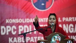 Usai Ditetapkan KPU Jatim, Puti: PDIP Harus All Out