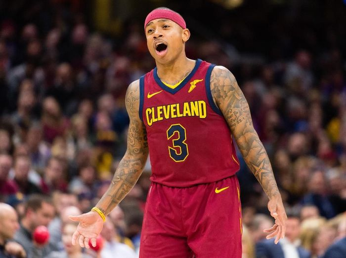 Isaiah Thomas bakal cocok gabung La Lakers (Jason Miller/Getty Images)