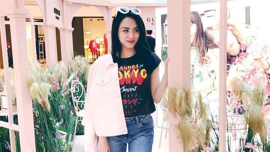 Istri Ifan Seventeen Mirip Idol Korea, Vicky-Angel Lelga Resmi Nikah