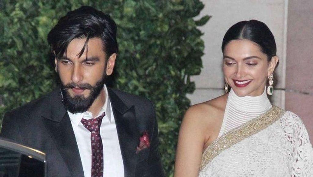 Deepika Padukone-Ranveer Singh Disebut Enggan Terima Kado Nikah
