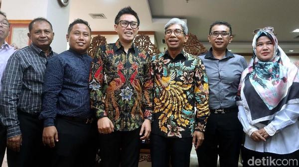 Punya Badan Gagah Seperti Prabowo, Narji: Nama Saya Narji Salahudin Uno