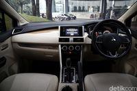 Interior Mitsubishi Xpander.