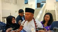Kepala Dinas Sumber Daya Air DKI Jakarta Teguh Hendrawan