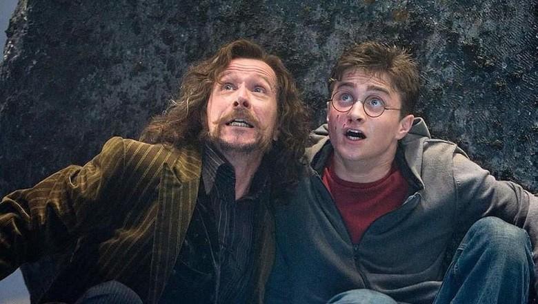 Penampilan Gary Oldman dalam film Harry Potter and the Order of Pheonix.