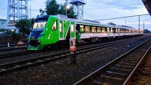 Kok Bisa Tarif Kereta Bandara Minangkabau Cuma Rp 5.000-10.000?