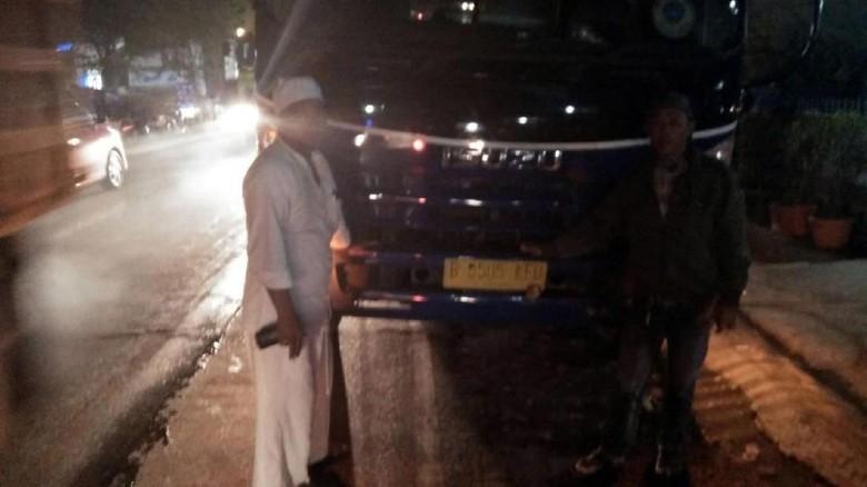 Gara-gara Jalan Berlubang, Penyaluran Miras ke Sukabumi Digagalkan