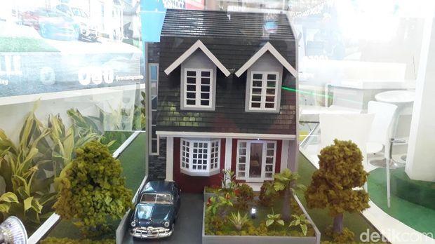 Rumah Dua Tingkat Ini Bisa Pakai DP Rp 0