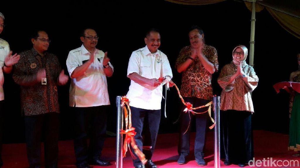 Menteri Pariwisata Resmikan Badan Otorita Pariwisata Borobudur