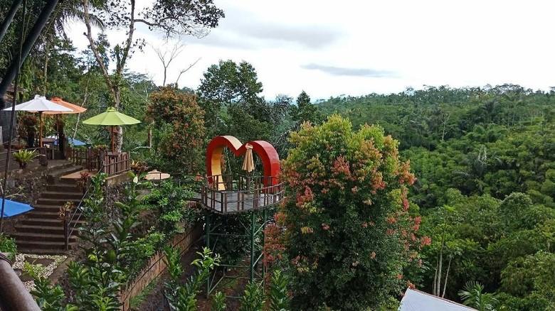 Tempat ngopi I Love BAS di Bali (Masaul/detikTravel)