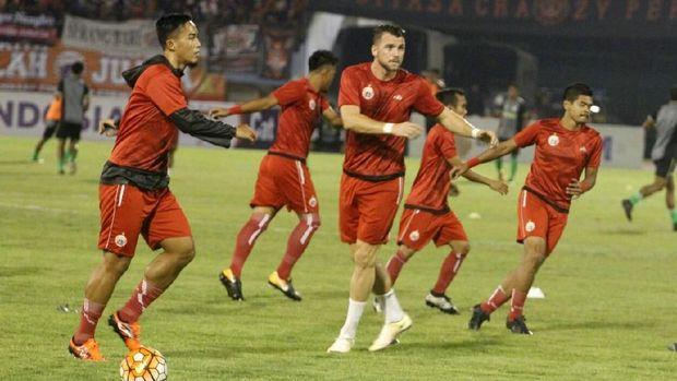 Persija melaju ke final Piala Presiden setelah menang agregat 5-1 atas PSMS Medan.