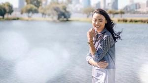 Foto: Liburannya Whulandary Herman, Putri Indonesia yang Lagi Berbahagia