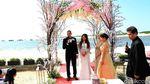 Okan Cornelius dan May Lee Resmi Menikah