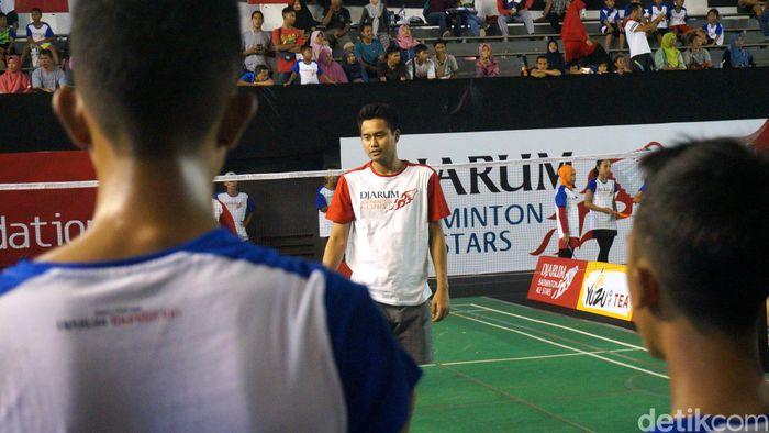 Acara tersebut digelar pada 9-10 Februari 2018 di GOR 17 Desember Turide, Mataram, Nusa Tenggara Barat. Lebih dari 200 anak mengikuti pelatihan ini.