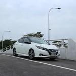 Nissan LEAF Terbaru Bisa Tempuh Jarak Sampai 362 Km Lebih