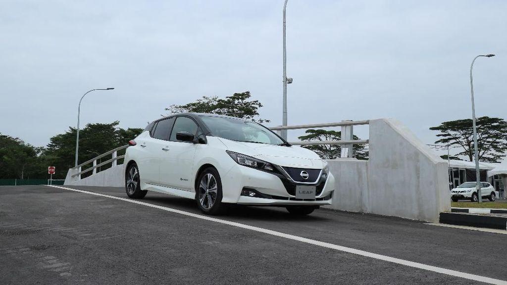 Bawa Leaf ke Indonesia Tahun Depan, Nissan Tak Berharap Banyak