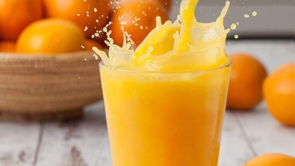 Lengkapi Sarapan dengan Jus Jeruk dan Dapatkan 6 Manfaat Sehatnya