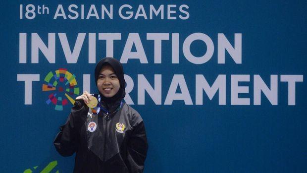 Taekwondo Indonesia Raih Satu Emas di Hari Kedua Test Event