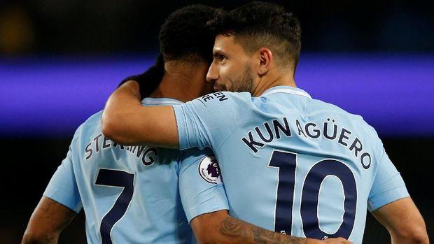 Manchester City mencatat start bagus di awal musim membuat mereka tak terkejar oleh tim-tim lainnya.