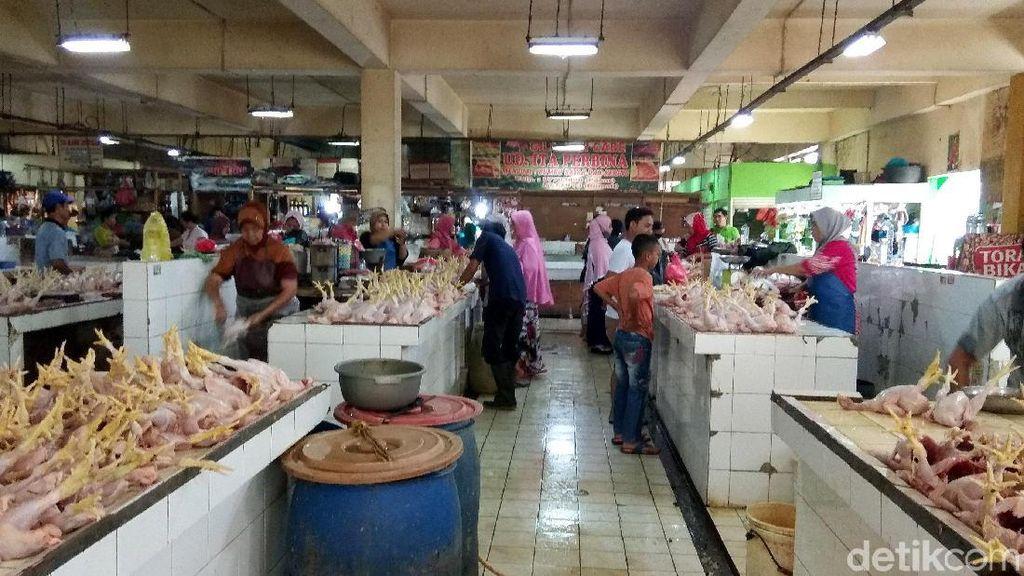 Anggaran Rp 13 T Digelontorkan buat Renovasi 5.700 Pasar