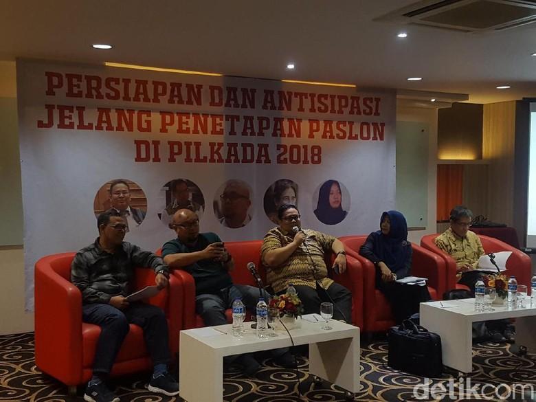 KPU: DPP PAN Terbanyak Ambil Alih Daftarkan Calon Kepala Daerah