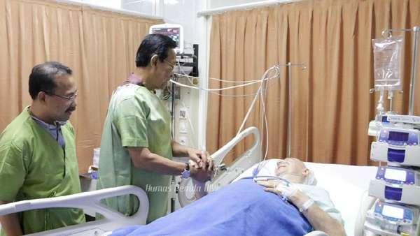Pastur Korban Penyerangan di Sleman Diperbolehkan Pulang dari RS
