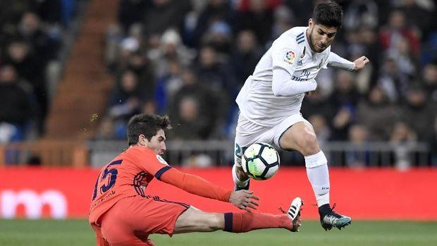 Meski berstatus pemain cadangan Madrid, Asensio kerap menjadi pemecah kebuntuan klub.