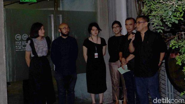 Kompetisi Trimatra Salihara