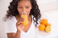 Apa Benar Jus Jeruk Paling Ampuh Sembuhkan Flu?
