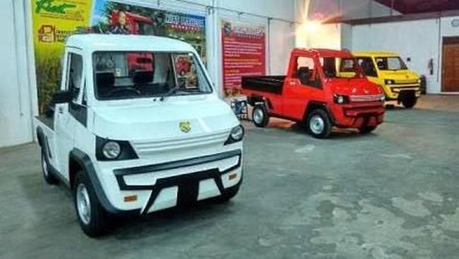 Tahun Depan Diproduksi, Mobil Ndeso Siap Meluncur Hingga Afrika