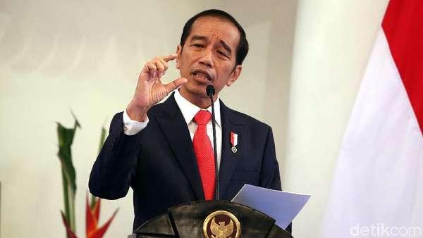 Proyek Elevated Disetop, Jokowi: Karena Pekerjaan Banyak Sekali