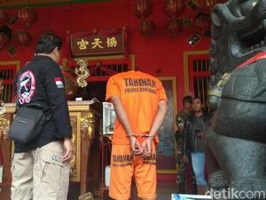 Ini Motif Pelaku Teror Bom Kelenteng di Karawang