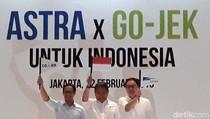 Astra Investasi Rp 2 T di Go-Jek, Analis: Diversifikasi Usaha