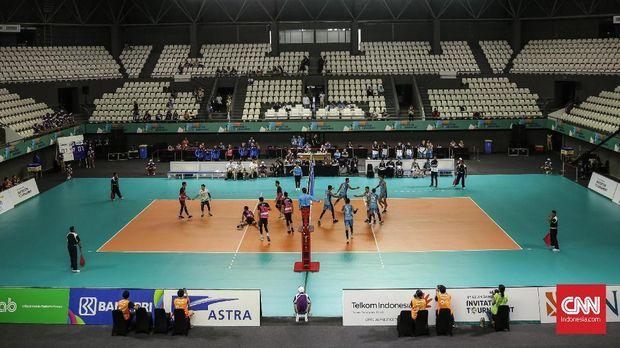 Venue Asian Games 2018 di Jakarta dan Palembang sudah rampung.