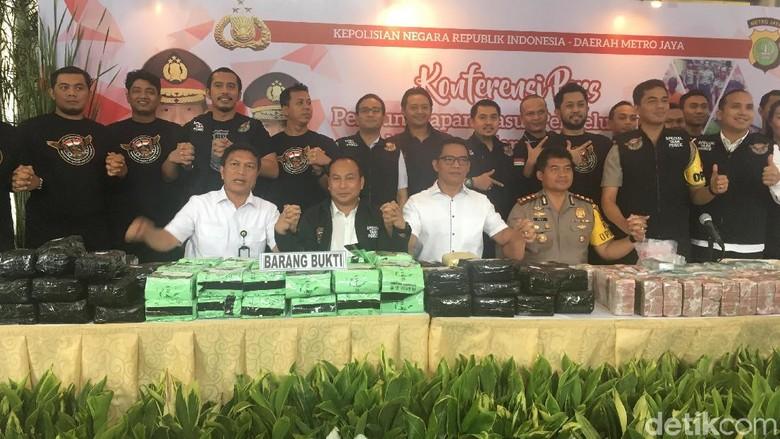 6 Kali Kirim Sabu ke Indonesia, Ini Jejak WN Malaysia Bandar Sabu