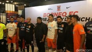 Borneo FC Disponsori Apparel Asal Amerika Serikat