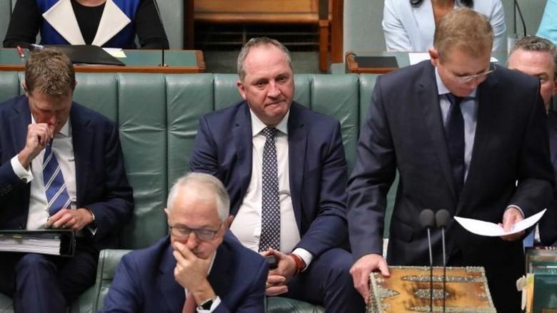 Perselingkuhan Ancam Posisi Wakil PM Australia