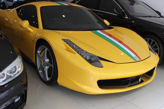Mobil Bekas Ferrari 458 Italia Rp 5,6 M