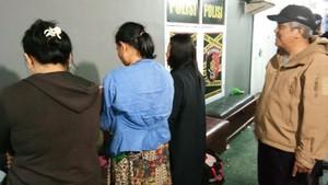 3 Ibu Rumah Tangga Pembobol Rumah Kosong di Sulsel Ditangkap