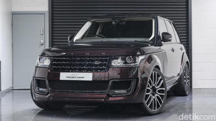 Range Rover Keren Modifikasi London