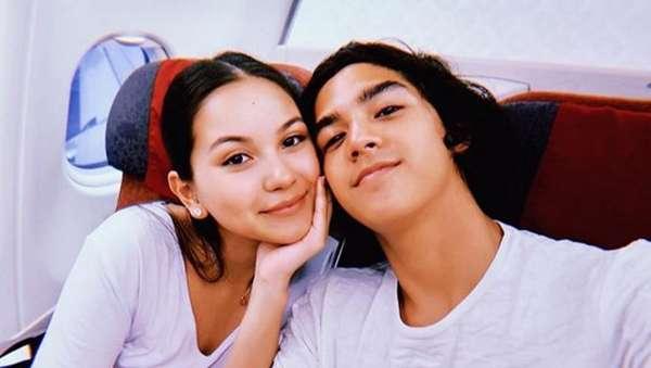 2 Tahun Pacaran, Al Ghazali & Alyssa Makin Mesra