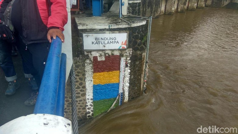 Katulampa Sempat Siaga 2, Jakarta Waspada Banjir