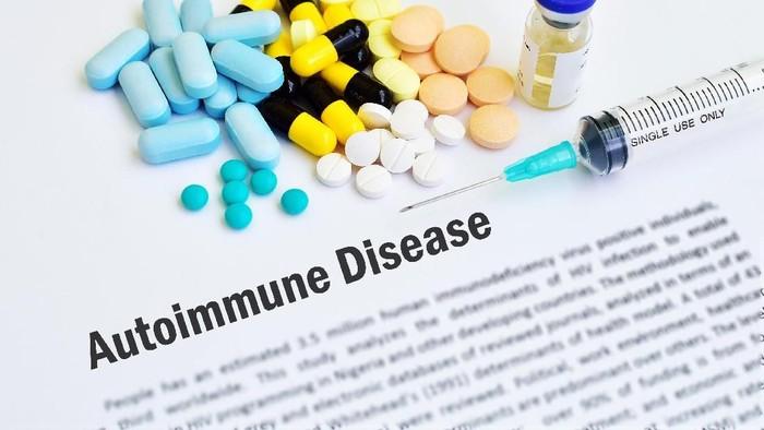 Ilustrasi penyakit-penyakit yang termasuk dalam gangguan autoimun. Foto: ilustrasi/thinkstock