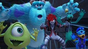 Duet Monster Inc Siap Ramaikan Kingdom Hearts 3