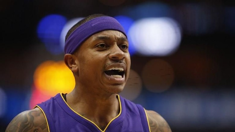 Isaiah Thomas Merasa Hidup Kembali di Lakers