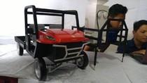 2019 Produksi, Mobil Ndeso Dites Naik Bukit Hingga Masuk Kali