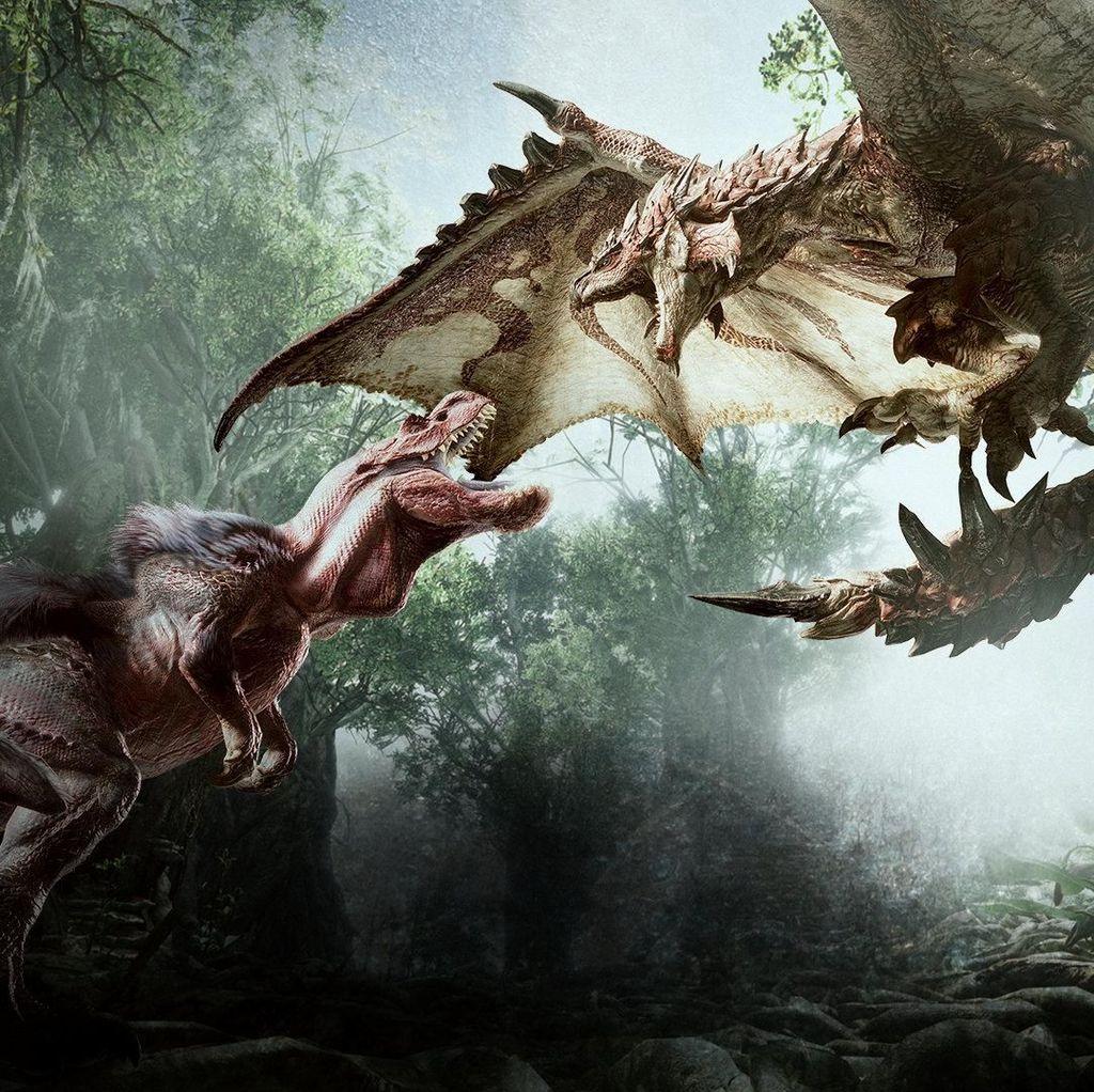 Monster Hunter World Hadir di PC 9 Agustus